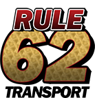 Rule 62 Transport - Nationwide transportaton services for military vehicles, humvee, motorhomes and trucks